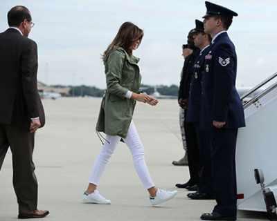 Да или Не: Якето на Мелания Тръмп