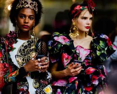 Най-добрите street style визии от седмицата на модата в ...