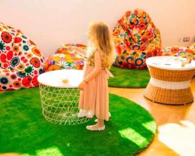 """Ела в """"Angel steps"""" - иновативен център за деца"""