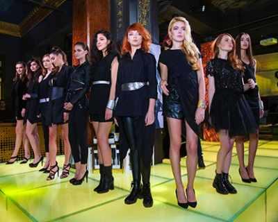 Balmain представи висша мода за коса в София