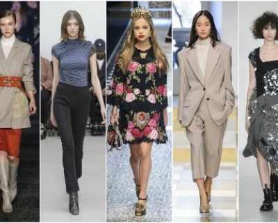 11 модни тенденции за есен/зима 2017