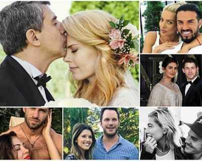 Най-вълнуващите любовни истории на 2018