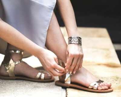 6 трика за удобни сандали