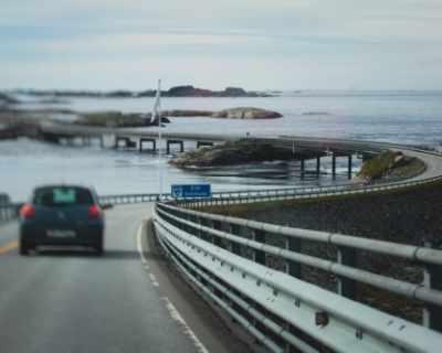 Най-красив, но най-опасен: Шофирането по този път е ...