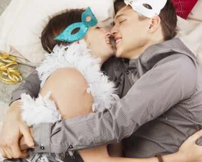 5 секс сценария за новогодишната нощ