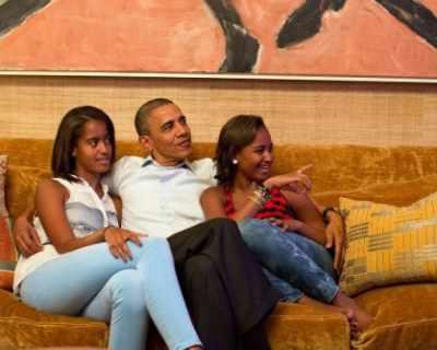 Пращат настойчив ухажор на Малия Обама на ...