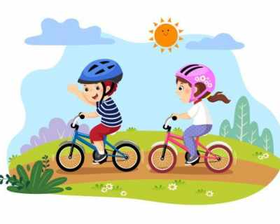 Весело лято на две колела