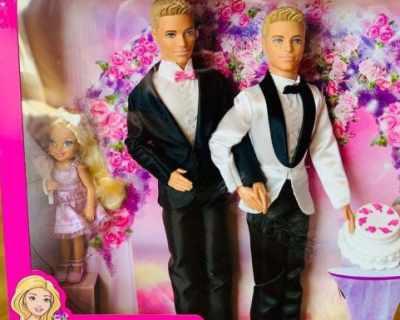 Кен и Кен: новата идея на Mattel