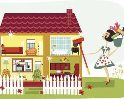 6 сигурни начина домът ти да заблести от чистота