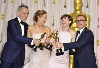 """Какво ще похапнат звездите на тазгодишните """"Оскари"""""""
