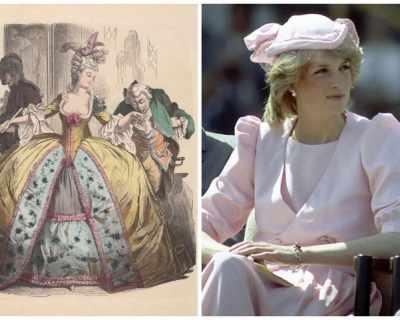 Парфюмът, който свързва Мария-Антоанета и принцеса ...