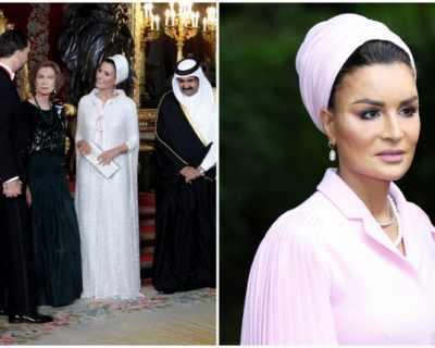 Стилът на шейха Моза - най-влиятелната жена в ...