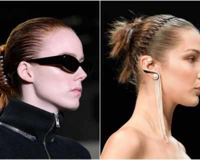 Отново на мода: два аксесоара за коса, които имахме в ...