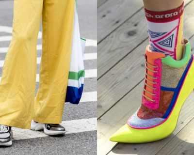 10 модела обувки на ток, които са удобни почти ...