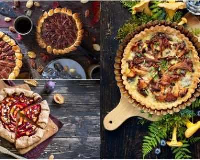 Пай, тарт и галет – разликите, които трябва да знаем