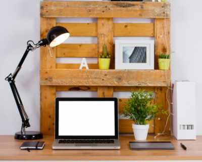 Евтини и оригинални идеи за дома с палети