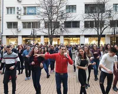 Над 1000 ентусиазирани столичани танцуваха бачата на ...