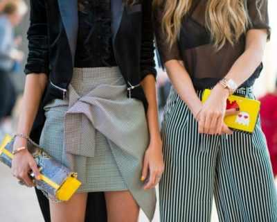 Хванете здраво чантата си – модерно е