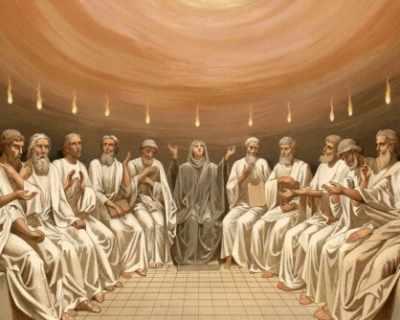 На Петдесетница се празнува рождения ден на ...