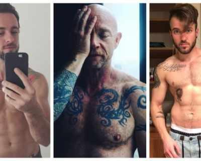 10 транс мъже, които са пример за идеална физическа ...