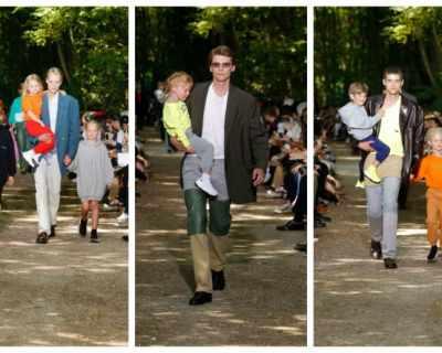 Balenciaga посвети новата си колекция на бащата