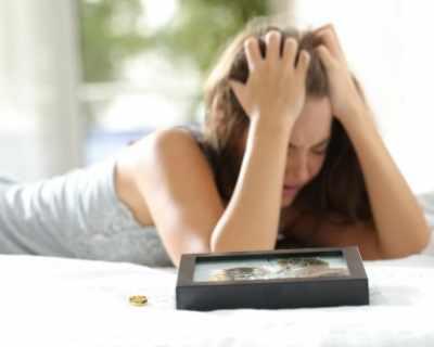 Защо жените страдат много при раздяла с мъж?
