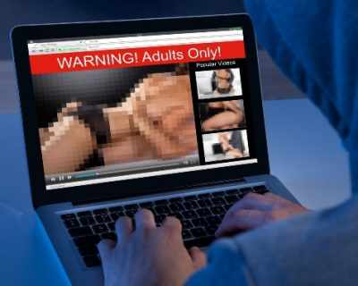 Гледането на порно при мъжете е свързано с ...