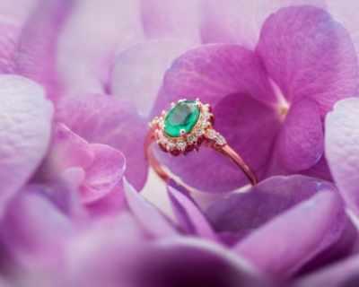 Пръстен, купен за 10 лири, се оказа с 26-каратов диамант
