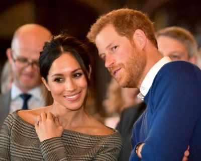 Годеницата на принц Хари прие англиканската вяра