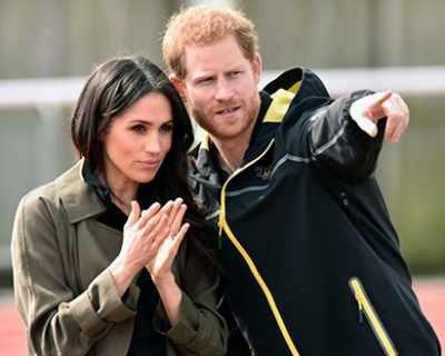 Принц Хари и Меган Маркъл се разделят с кралските си ...