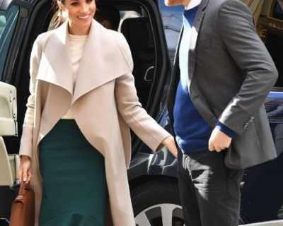 Меган Маркъл държи на своето дори и пред кралица ...