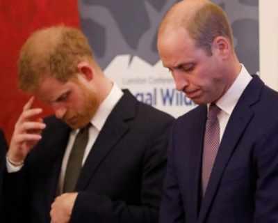 Принц Уилям: Повече няма да прегърна Хари