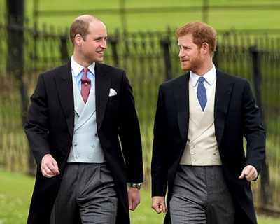 """Уилям и Хари разказват за """"най-добрата майка на ..."""