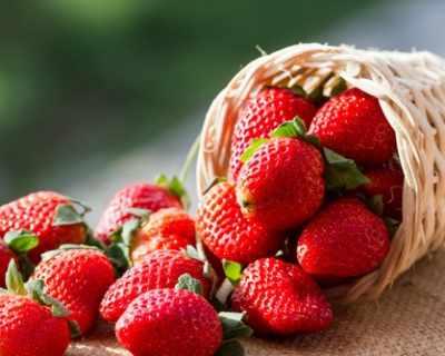 Пролетни рецепти за ястия с ягоди