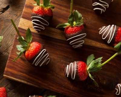 Как да приготвим перфектните ягоди в шоколад