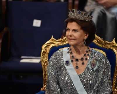 Шведската кралица заяви, че в двореца й има духове