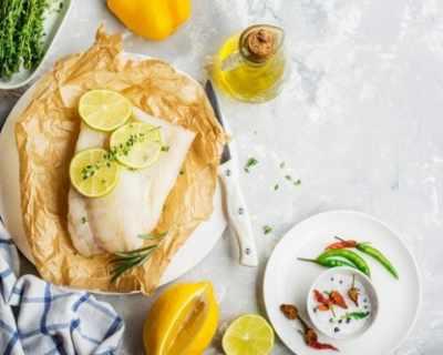 Риба, печена в хартия - 3 здравословни рецепти