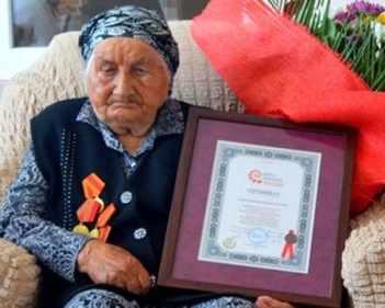 127-годишна рускиня от Кавказ е най-възрастната ...