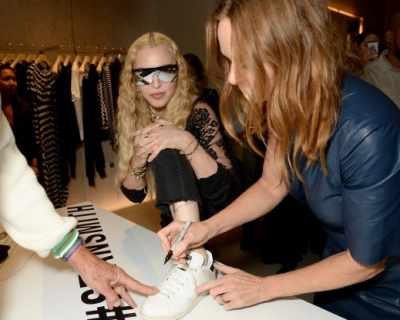 Стела Макартни и Мадона показаха първите веган ...