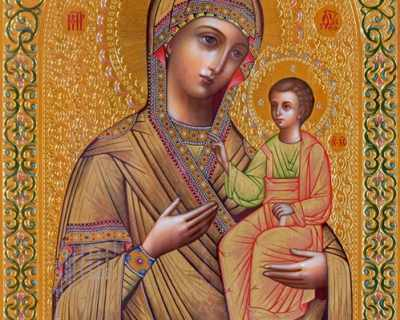 Успение на Пресвета Богородица