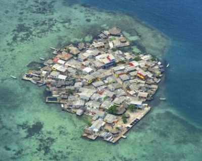 Санта Крус дел Ислоте – най-гъсто населеният остров ...