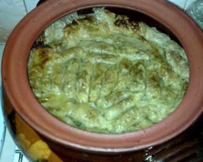 Рецепта за сарми в гювеч