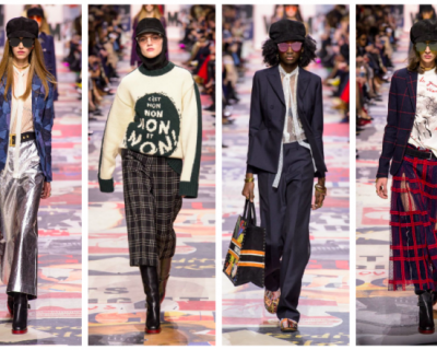 Dior отново заложи на феминизма в новата си колекция ...