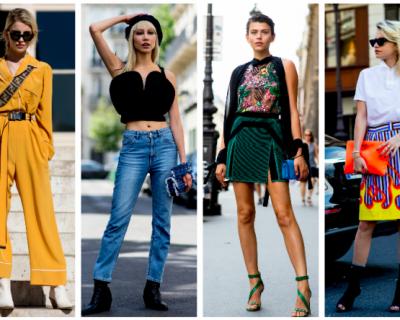 60 street style визии от улиците на Париж, в които ще се ...