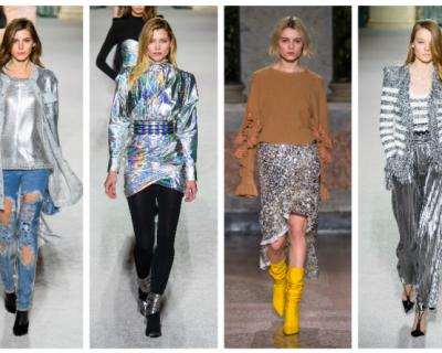 Футуризмът е на мода – как да носим сребро този сезон?