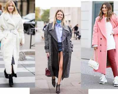 Макси палто: как и с какво да го носиш