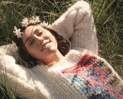 Майли без цензура в брой септември на Harper's Bazaar