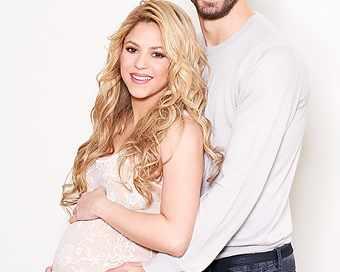 Бременната Шакира вдигна лудо парти