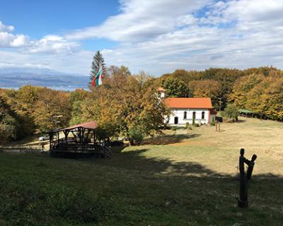 Разходка до Шишмановския манастир