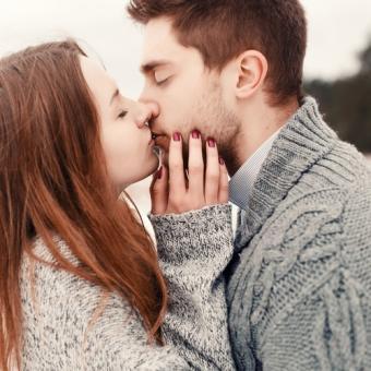 Помощ! Как да го науча да се целува?
